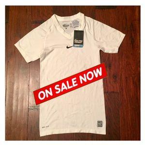 💥NWT Men's Nike Pro Combat Shirt